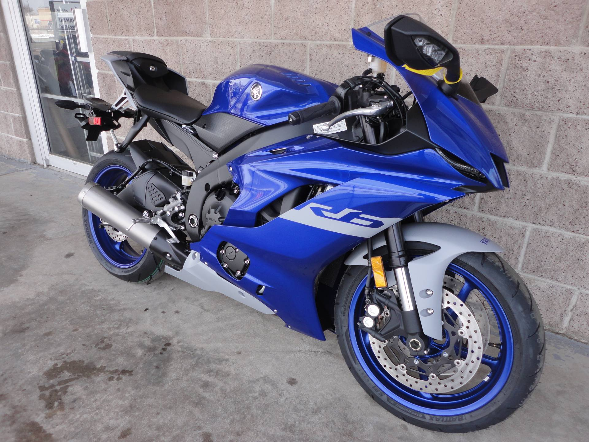 2020 Yamaha YZF-R6 in Denver, Colorado - Photo 12