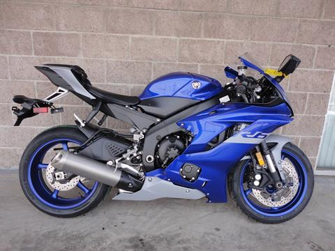 2020 Yamaha YZF-R6 in Denver, Colorado - Photo 13