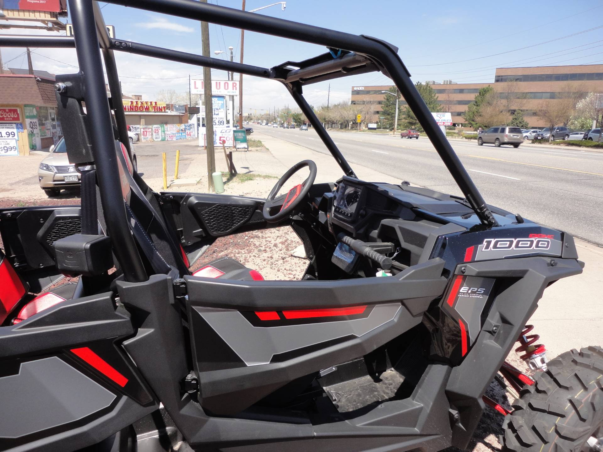 2018 Polaris RZR XP 4 1000 EPS Ride Command Edition in Denver, Colorado