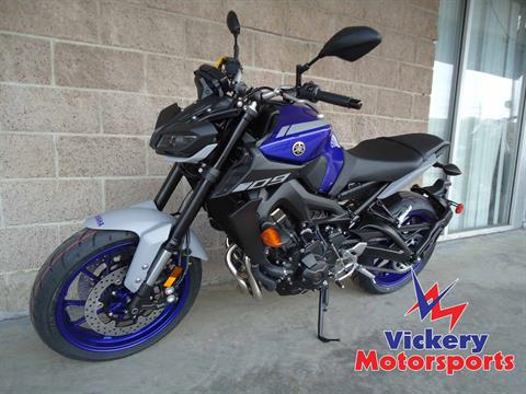 2020 Yamaha MT-09 in Denver, Colorado - Photo 1