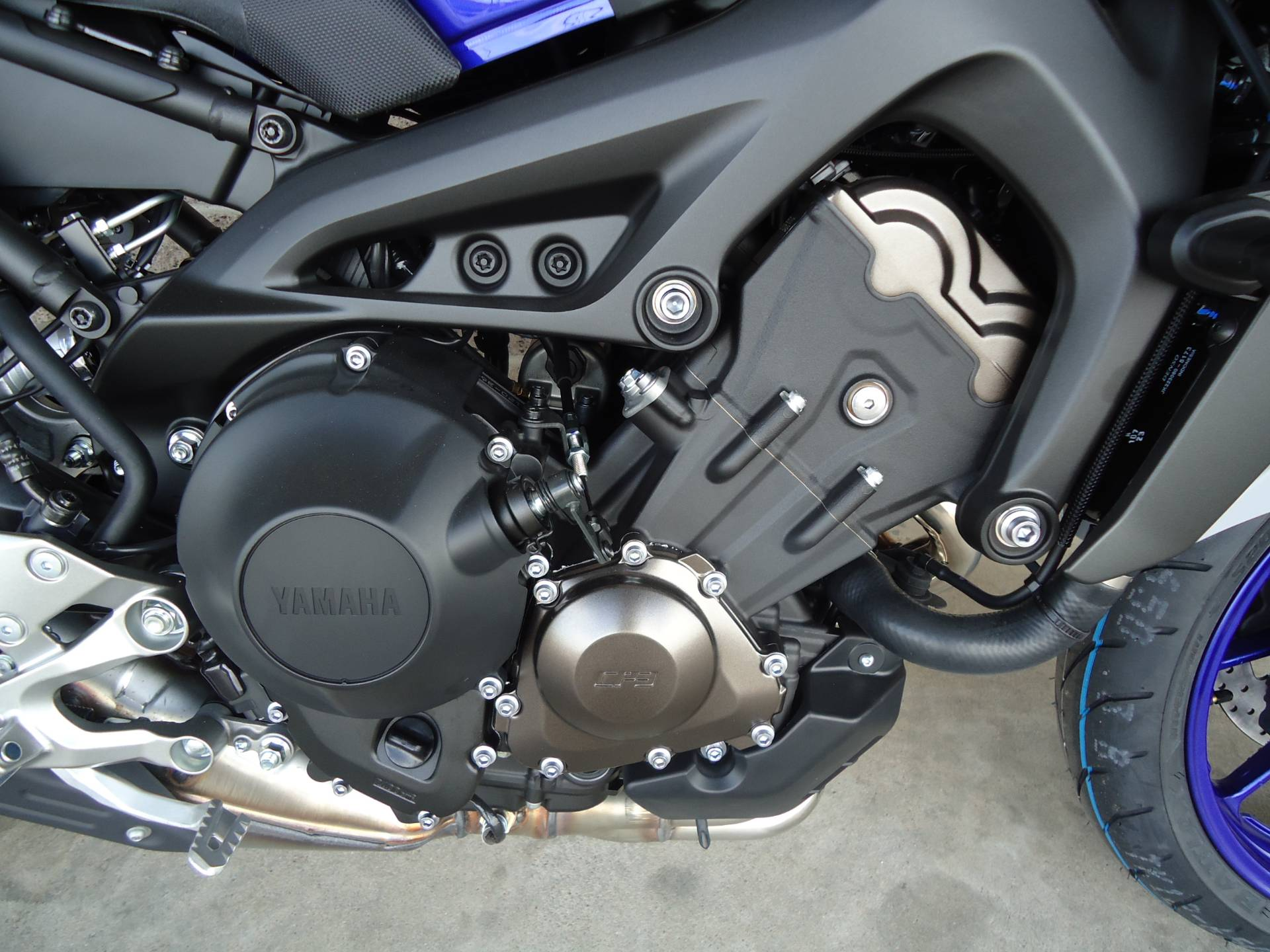 2020 Yamaha MT-09 in Denver, Colorado - Photo 17