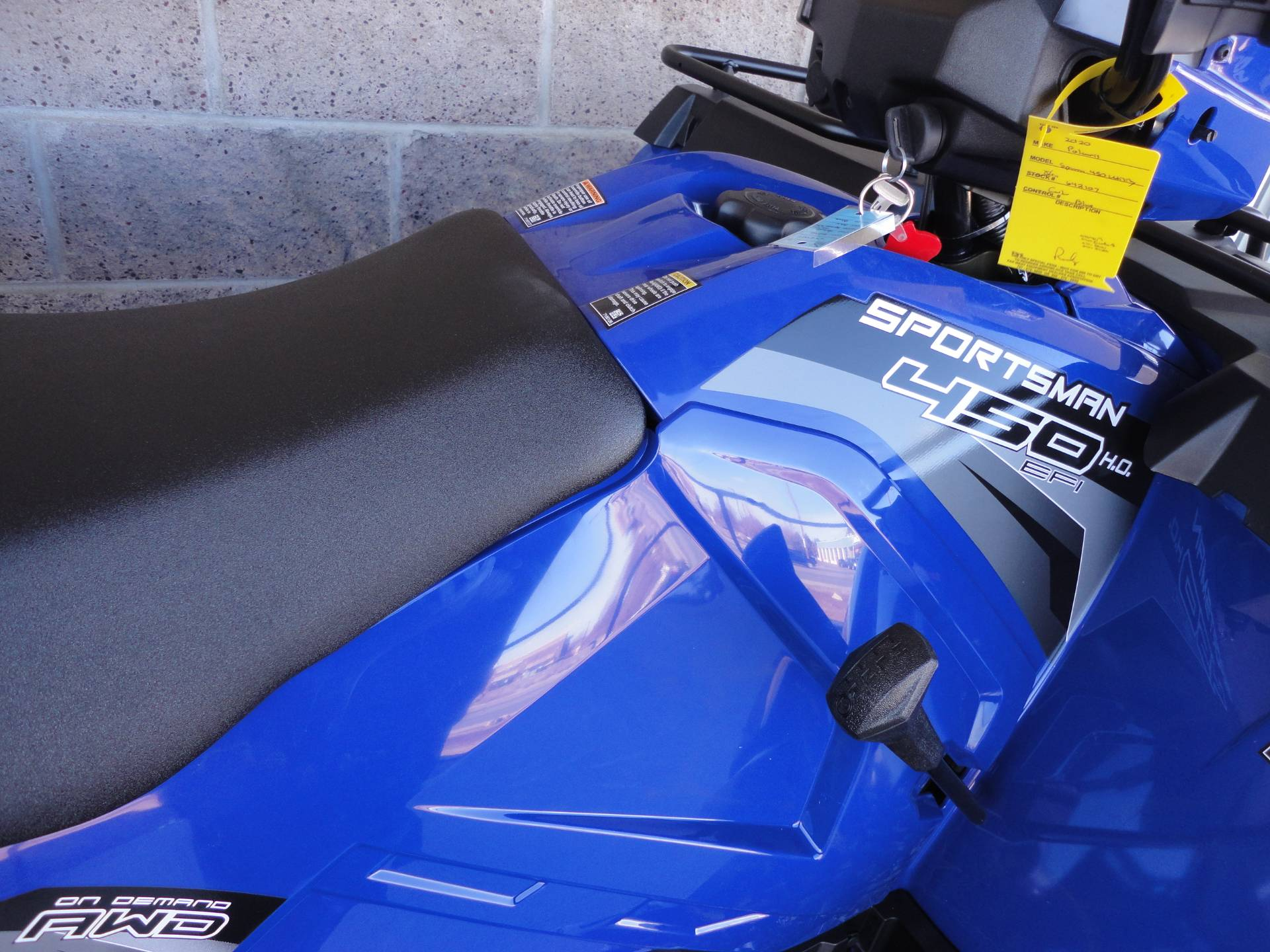 2020 Polaris Sportsman 450 H.O. Utility Package in Denver, Colorado - Photo 13