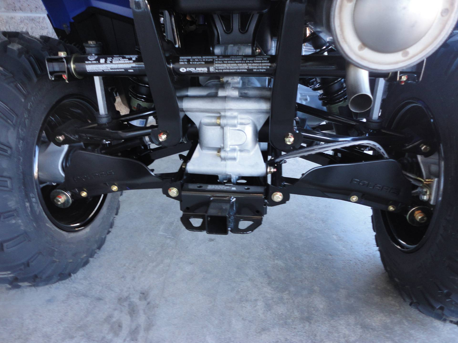 2020 Polaris Sportsman 450 H.O. Utility Package in Denver, Colorado - Photo 18