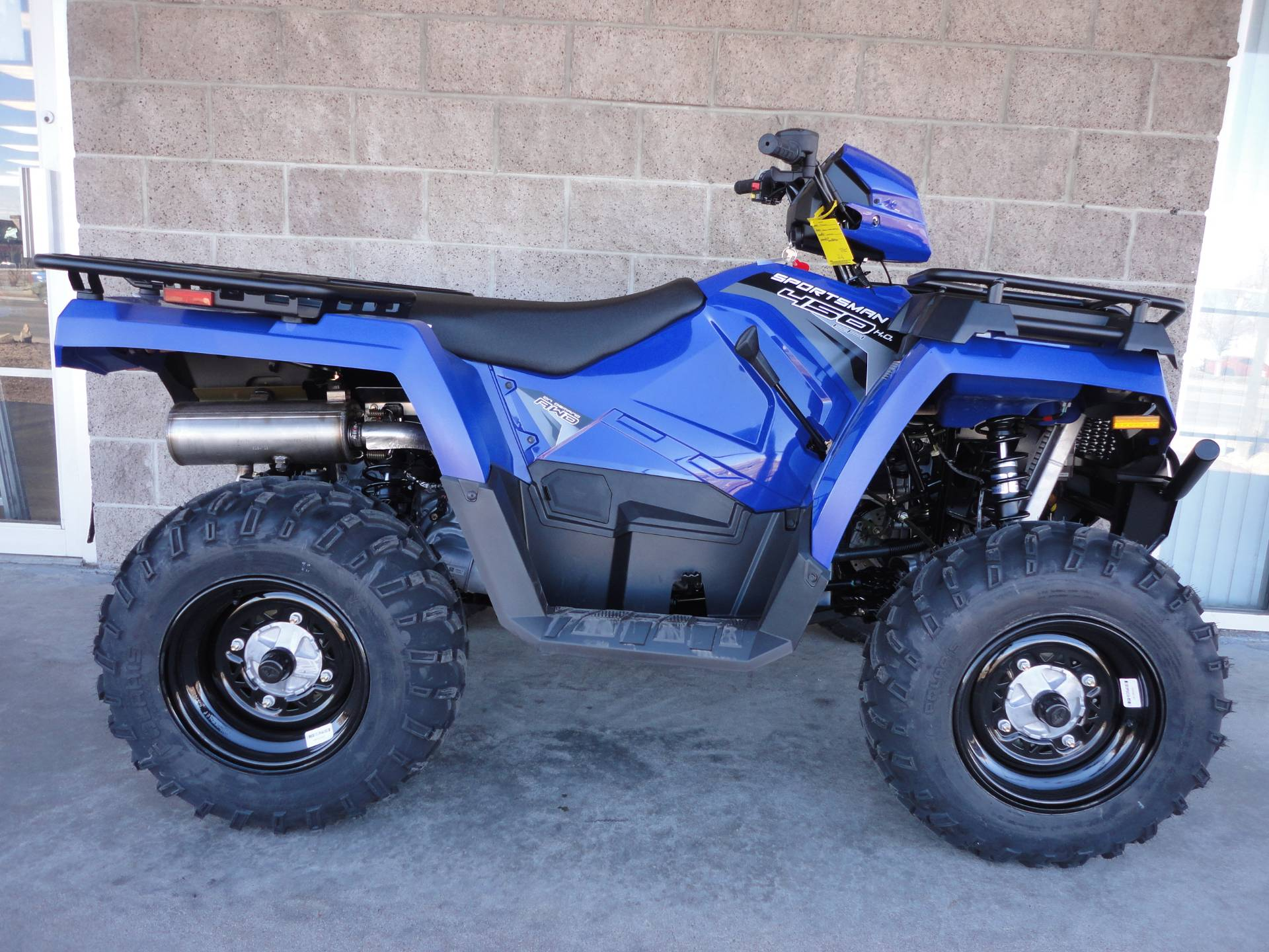 2020 Polaris Sportsman 450 H.O. Utility Package in Denver, Colorado - Photo 2