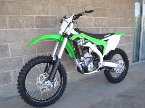 2017 Kawasaki KX250F in Denver, Colorado