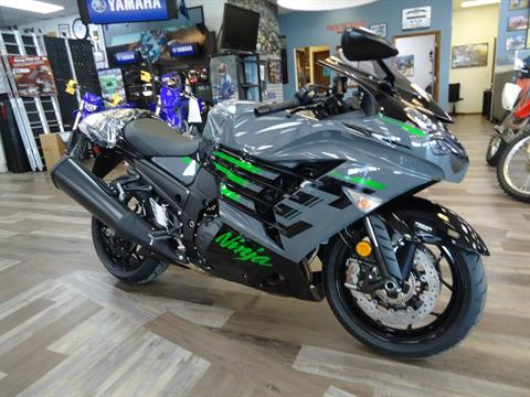 2021 Kawasaki Ninja ZX-14R ABS in Denver, Colorado - Photo 3