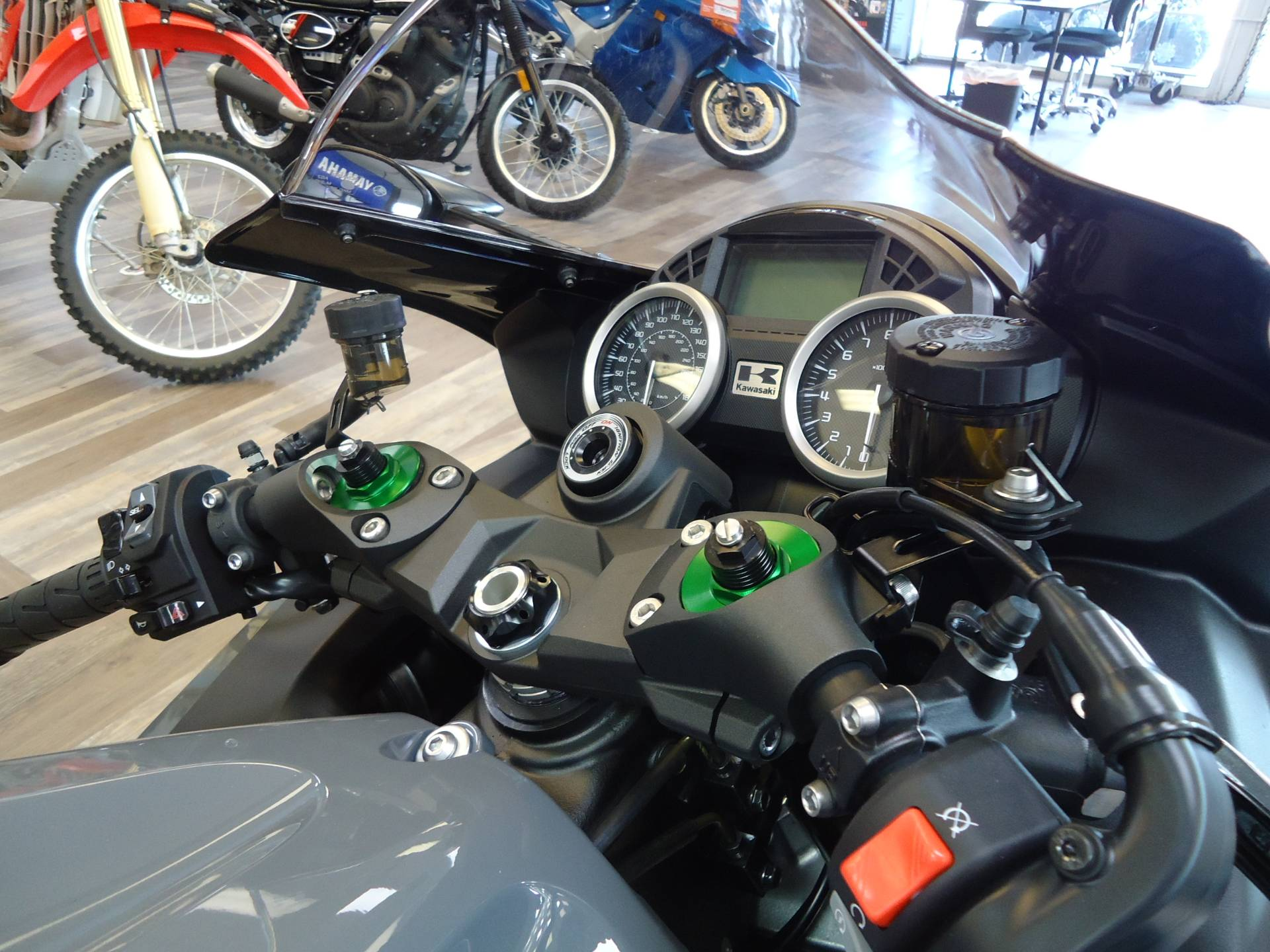 2021 Kawasaki Ninja ZX-14R ABS in Denver, Colorado - Photo 7