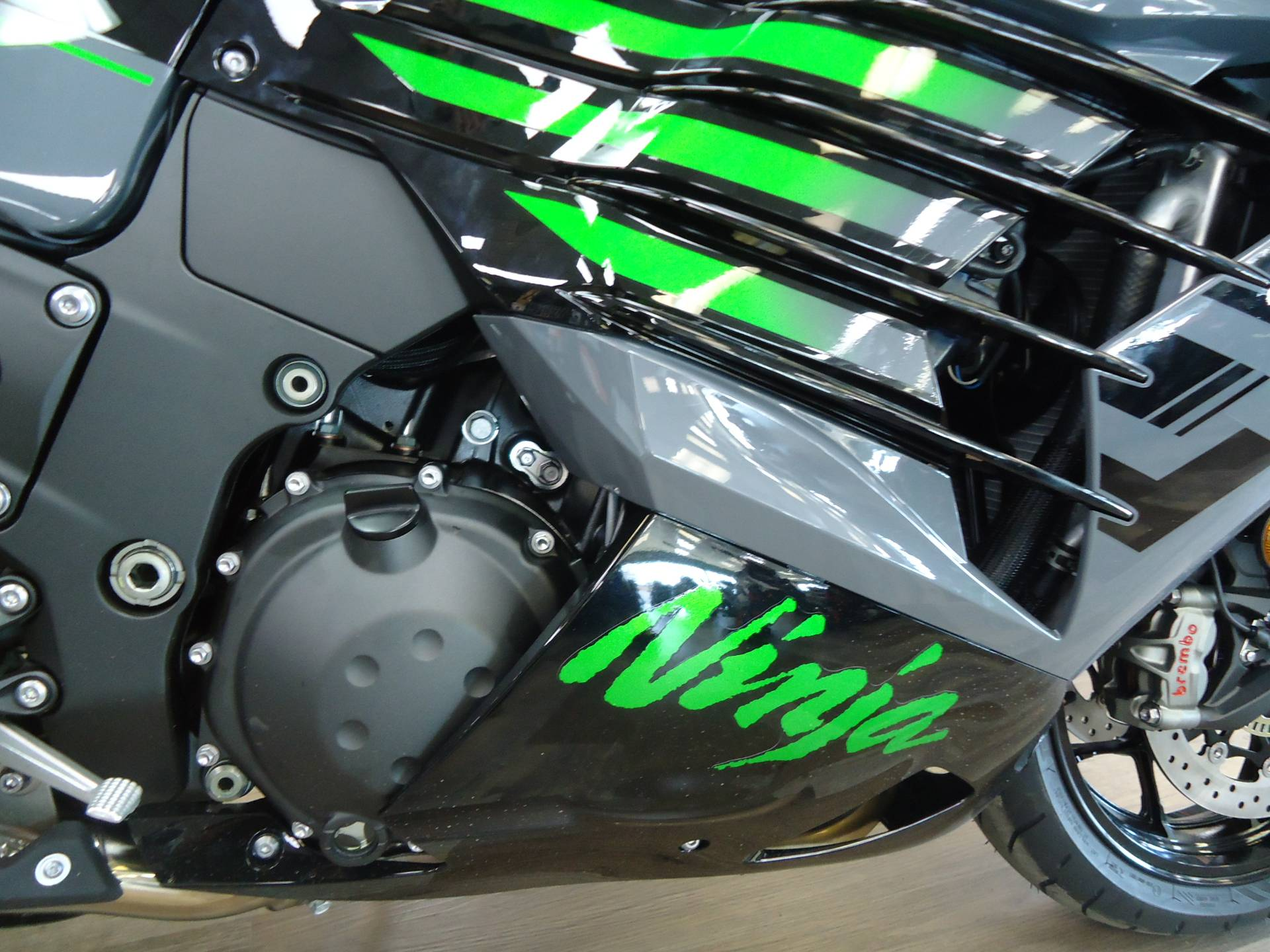 2021 Kawasaki Ninja ZX-14R ABS in Denver, Colorado - Photo 4