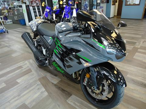 2021 Kawasaki Ninja ZX-14R ABS in Denver, Colorado - Photo 15