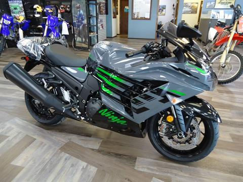 2021 Kawasaki Ninja ZX-14R ABS in Denver, Colorado - Photo 16