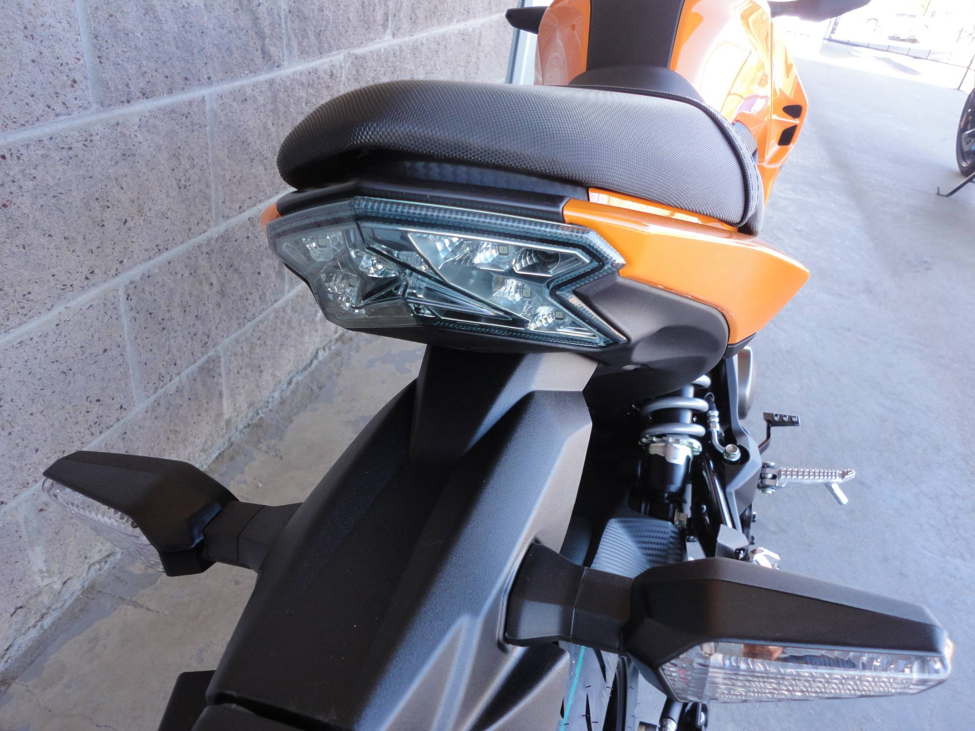 2019 Kawasaki Z125 Pro in Denver, Colorado - Photo 21