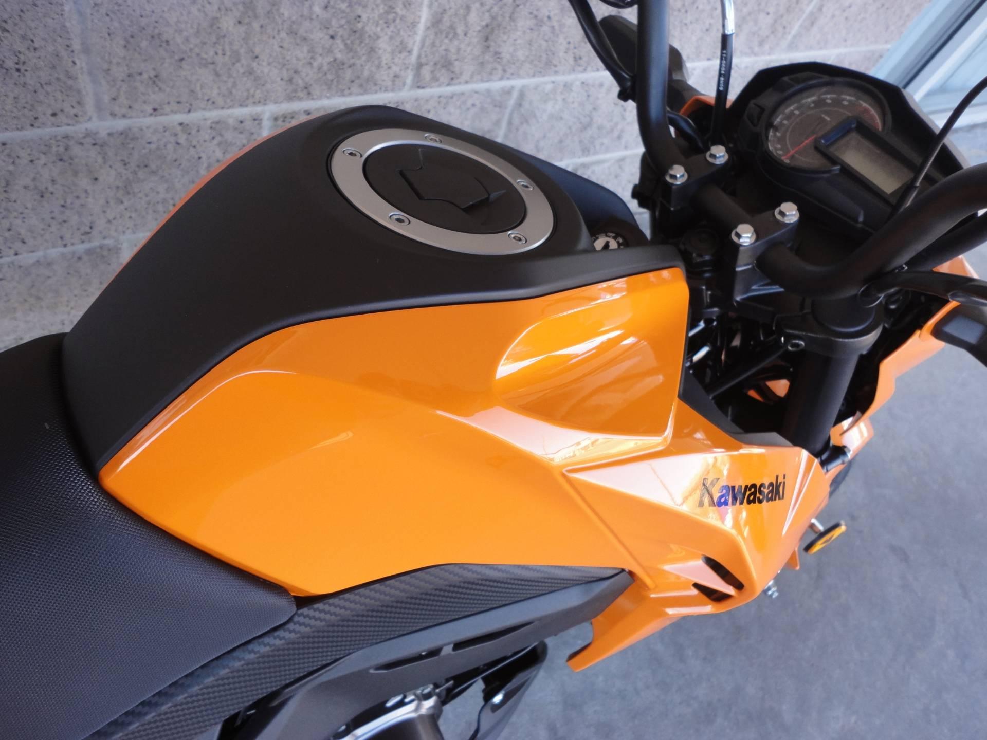 2019 Kawasaki Z125 Pro in Denver, Colorado