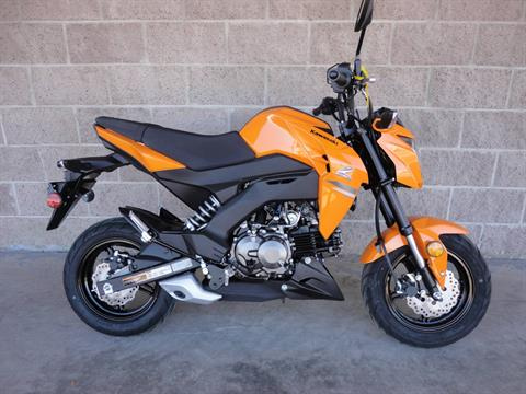 2019 Kawasaki Z125 Pro in Denver, Colorado - Photo 13