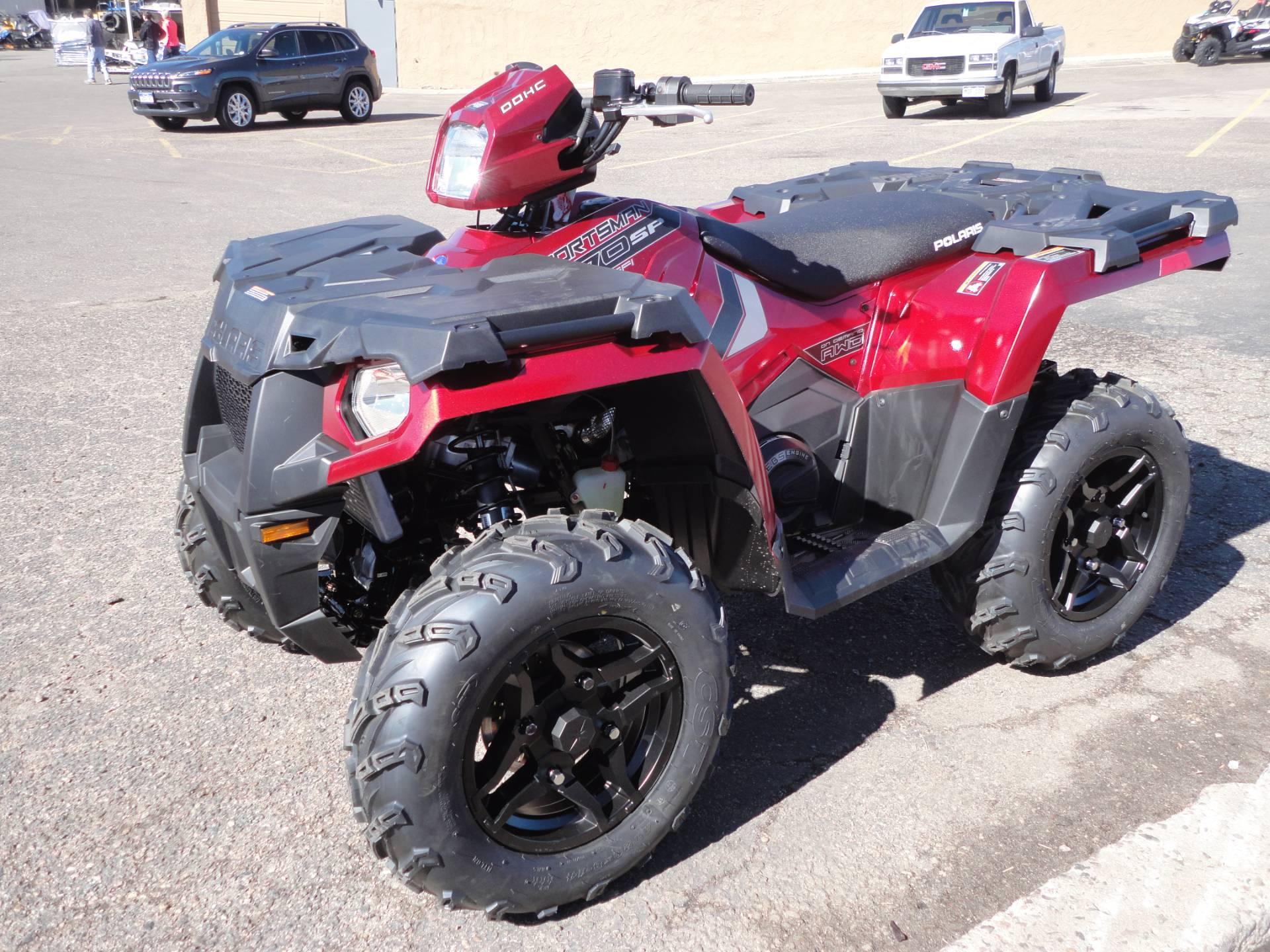 2018 Polaris Sportsman 570 SP ATVs Denver Colorado V3333