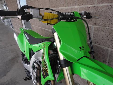2020 Kawasaki KX 450 in Denver, Colorado - Photo 14