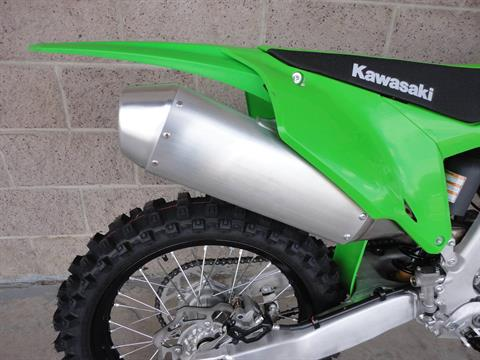 2020 Kawasaki KX 450 in Denver, Colorado - Photo 21