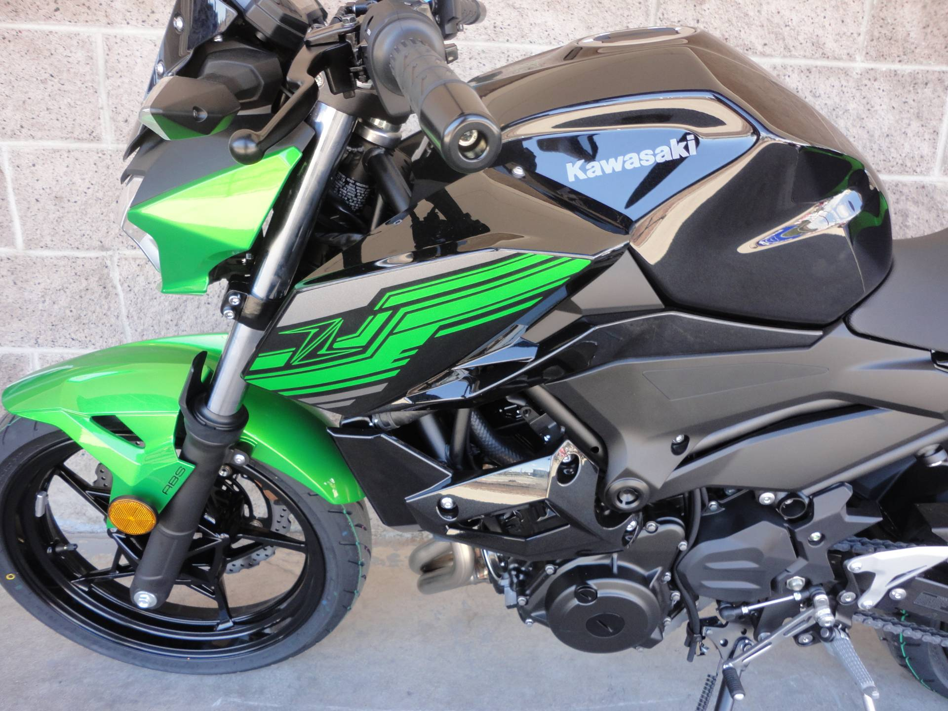 2019 Kawasaki Z400 ABS in Denver, Colorado - Photo 3