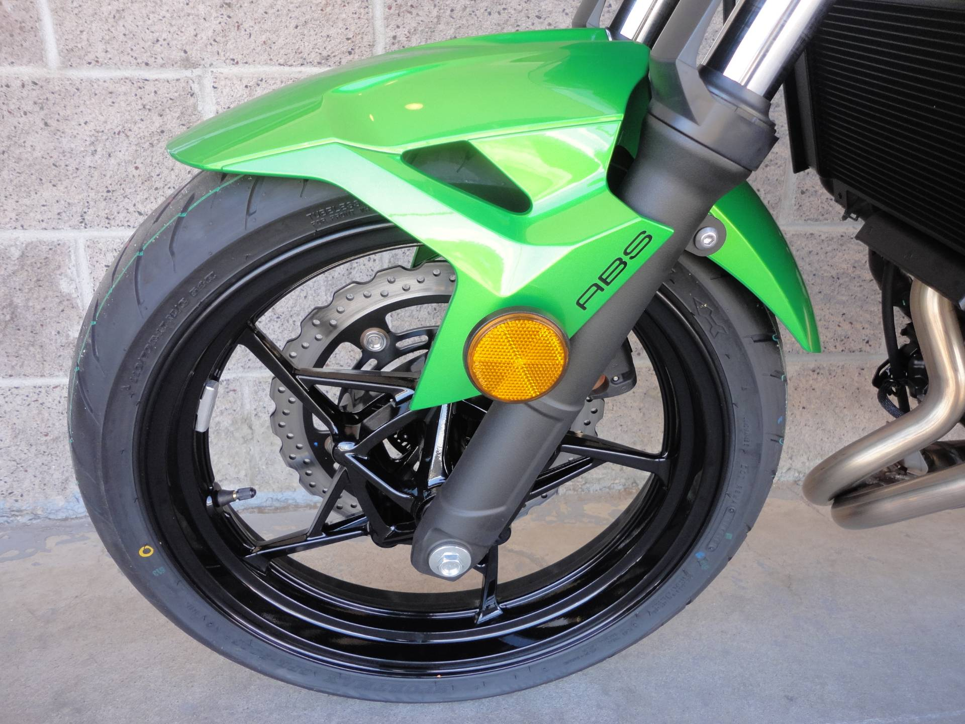 2019 Kawasaki Z400 ABS in Denver, Colorado - Photo 4