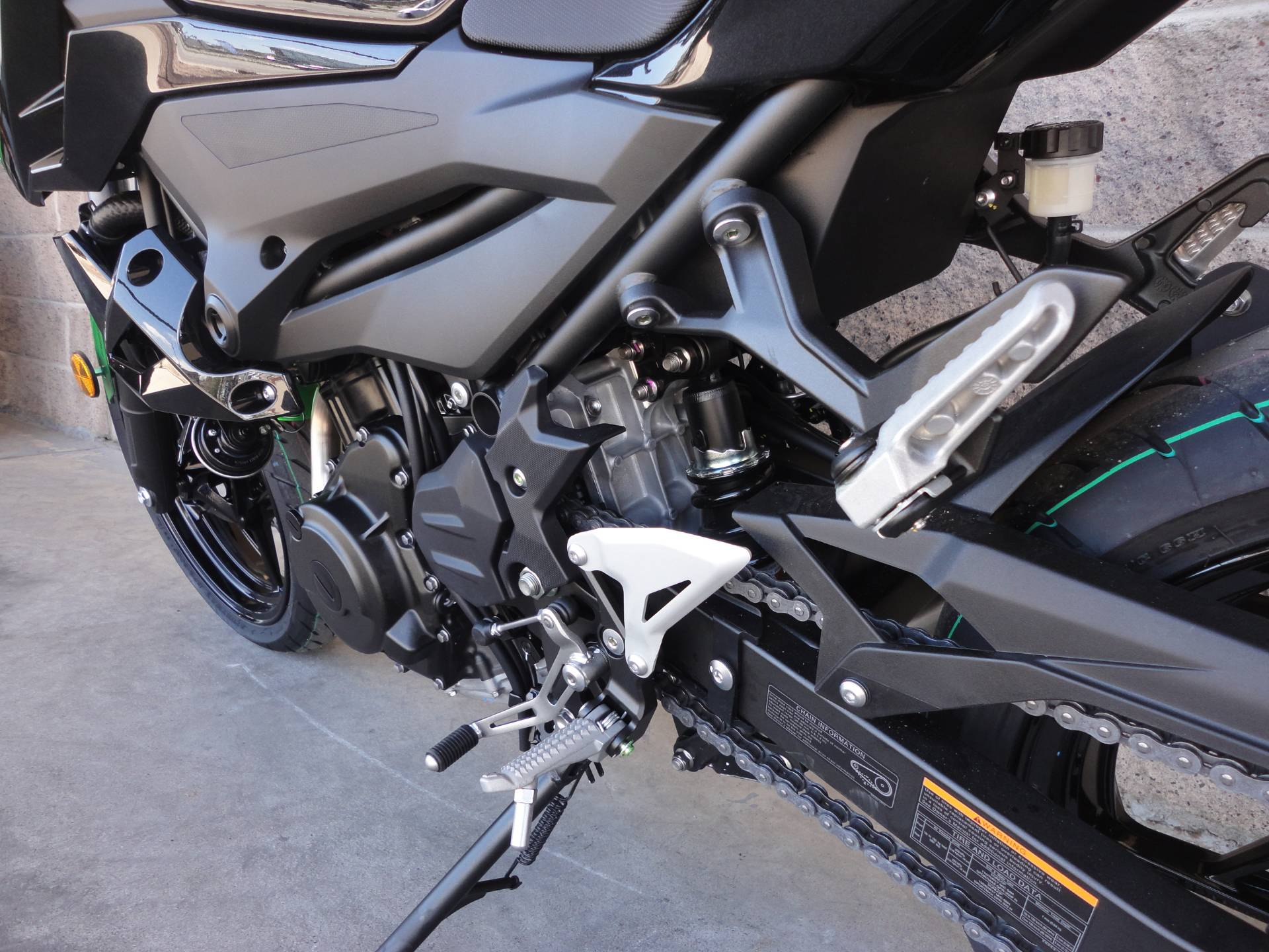 2019 Kawasaki Z400 ABS in Denver, Colorado - Photo 6