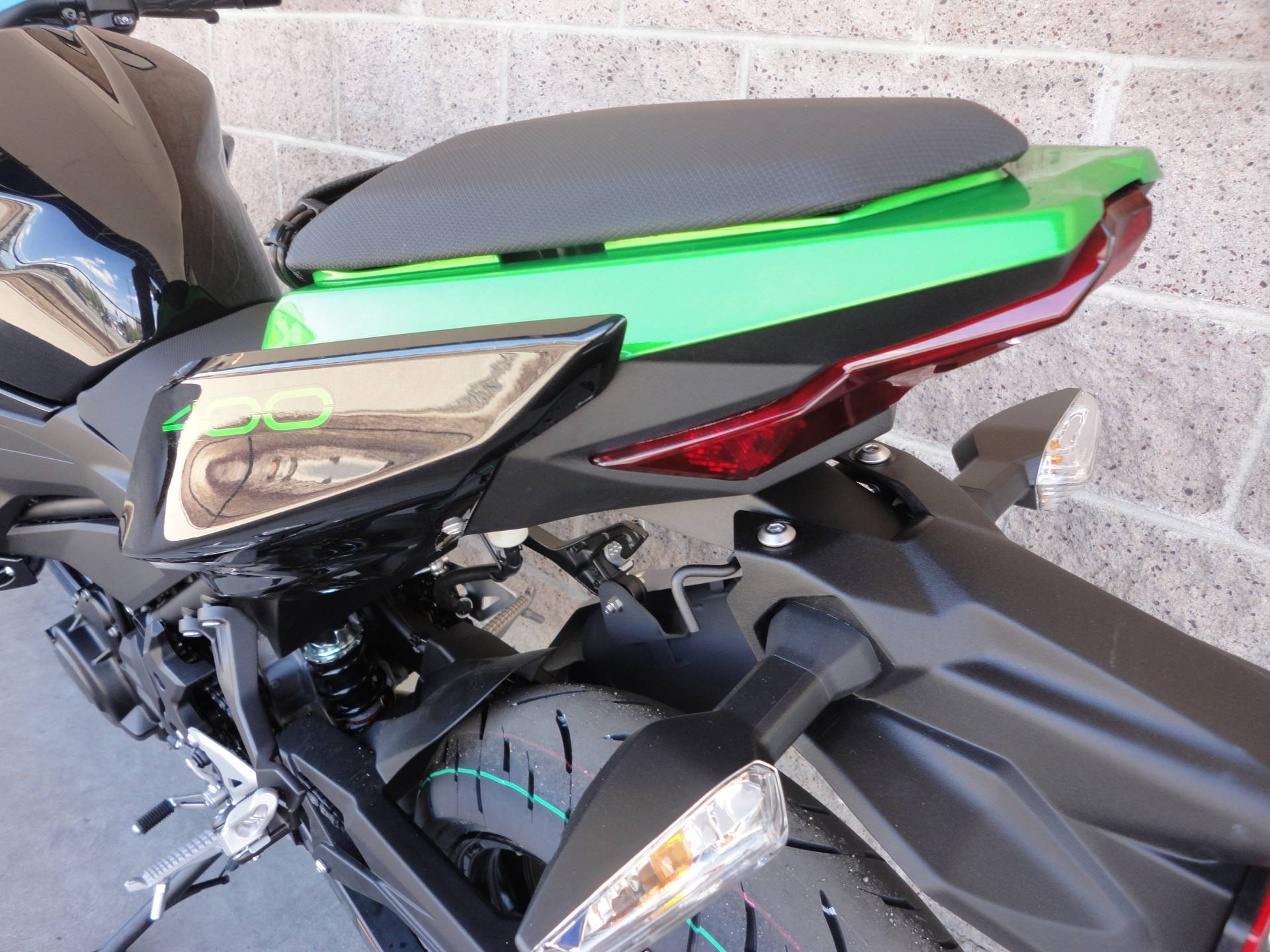 2019 Kawasaki Z400 ABS in Denver, Colorado - Photo 8