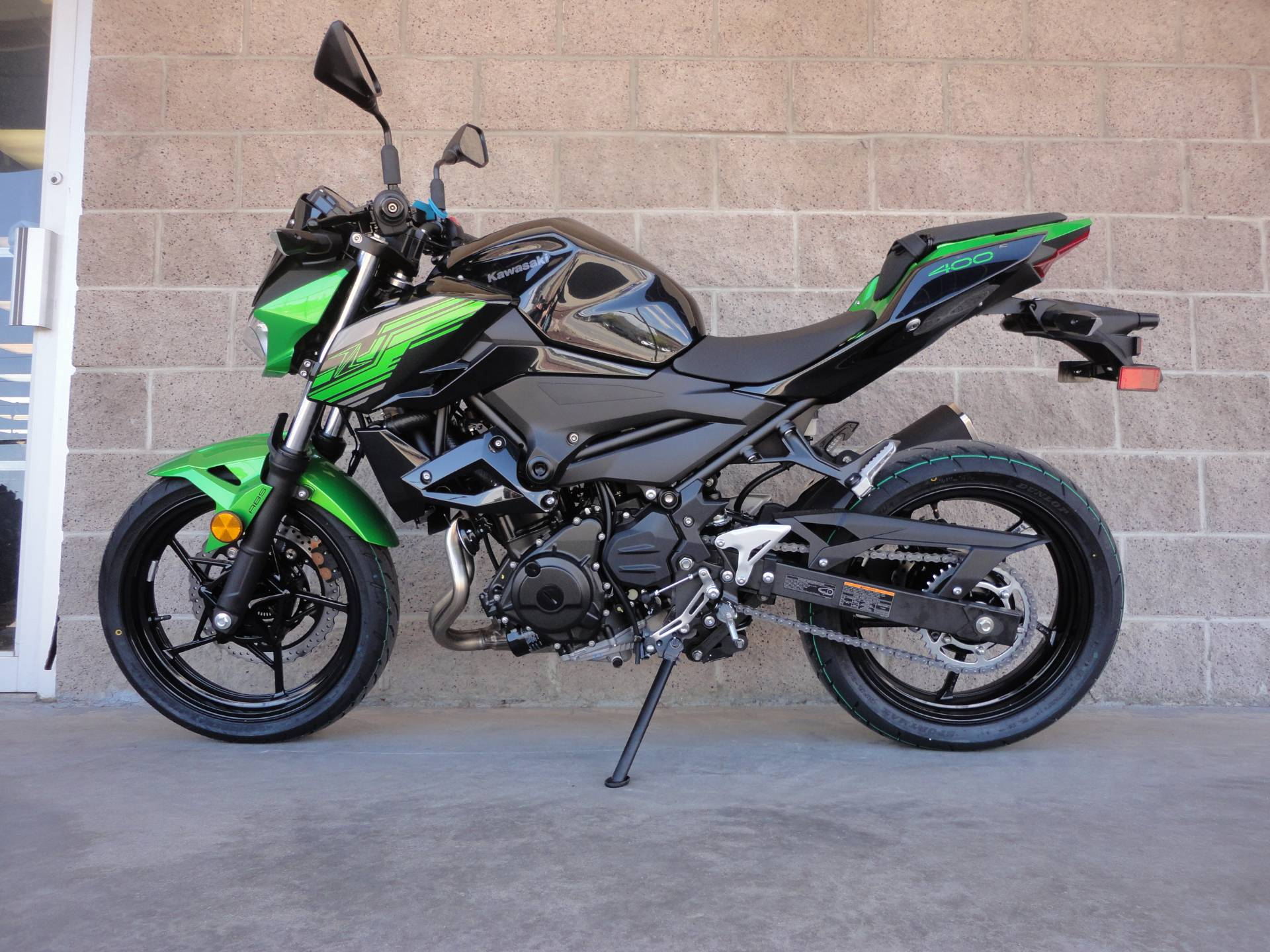 2019 Kawasaki Z400 ABS in Denver, Colorado - Photo 2
