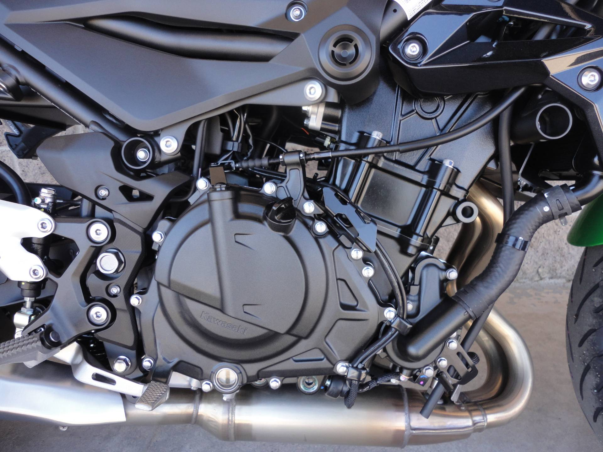 2019 Kawasaki Z400 ABS in Denver, Colorado - Photo 18