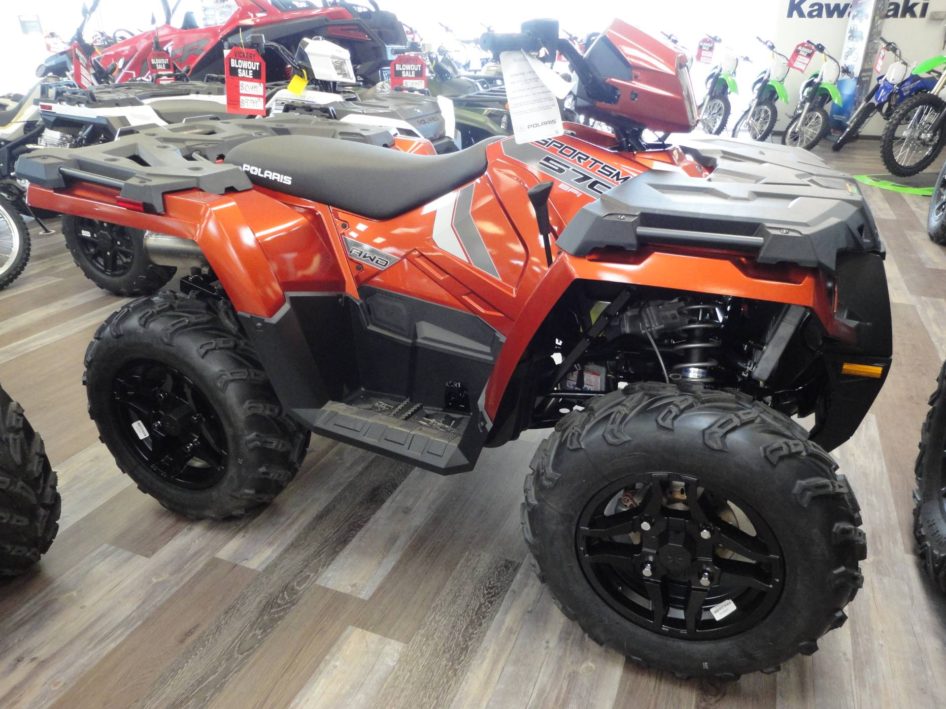 2020 Polaris Sportsman 570 Premium in Denver, Colorado - Photo 11