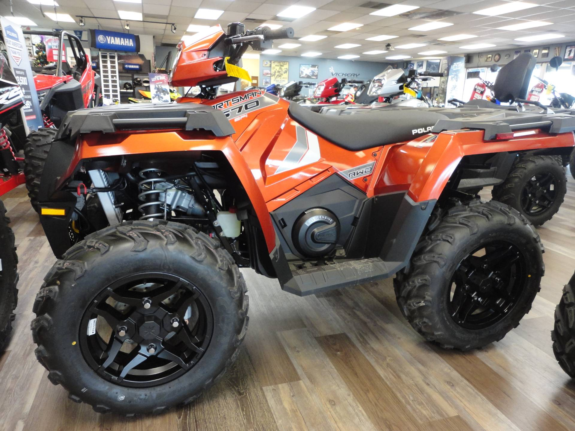 2020 Polaris Sportsman 570 Premium in Denver, Colorado - Photo 2