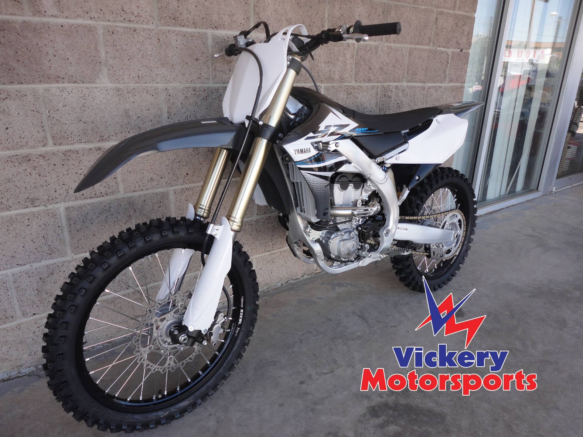 2020 Yamaha YZ250F in Denver, Colorado - Photo 1