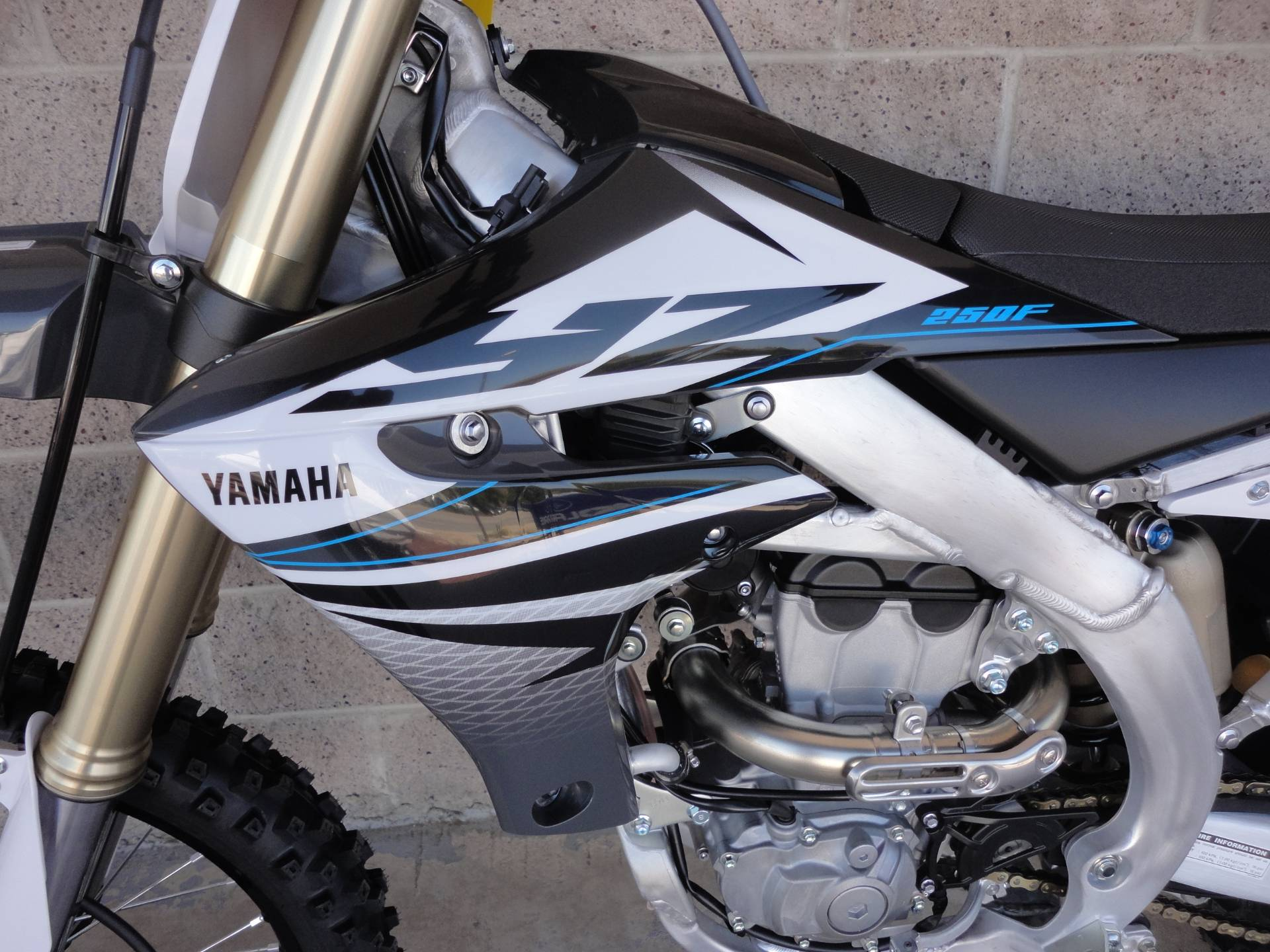 2020 Yamaha YZ250F in Denver, Colorado - Photo 3
