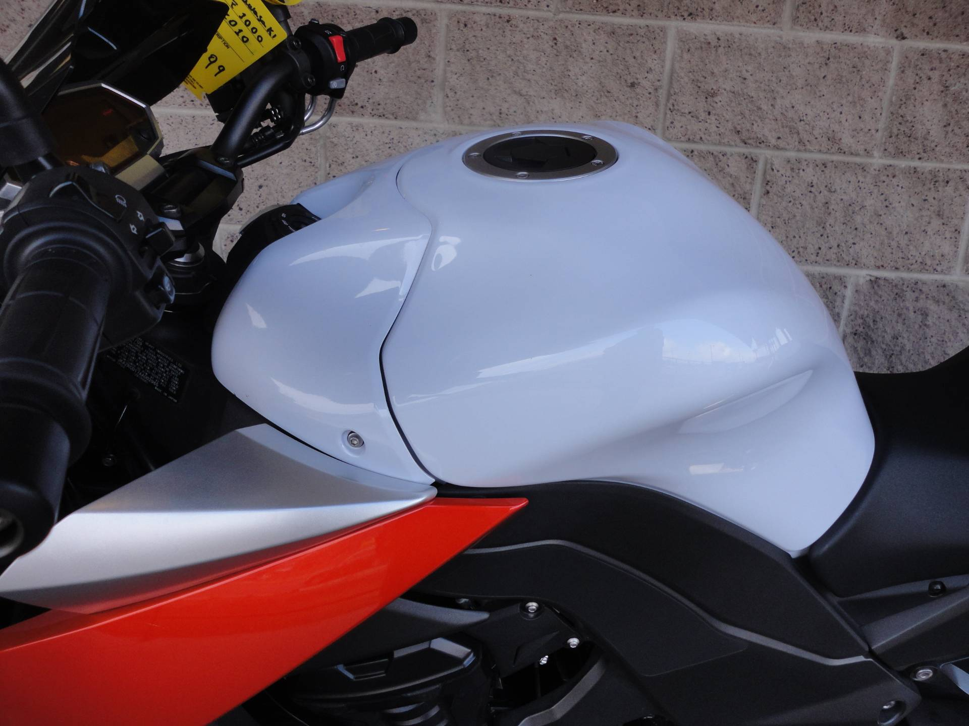 2010 Kawasaki Z1000 in Denver, Colorado
