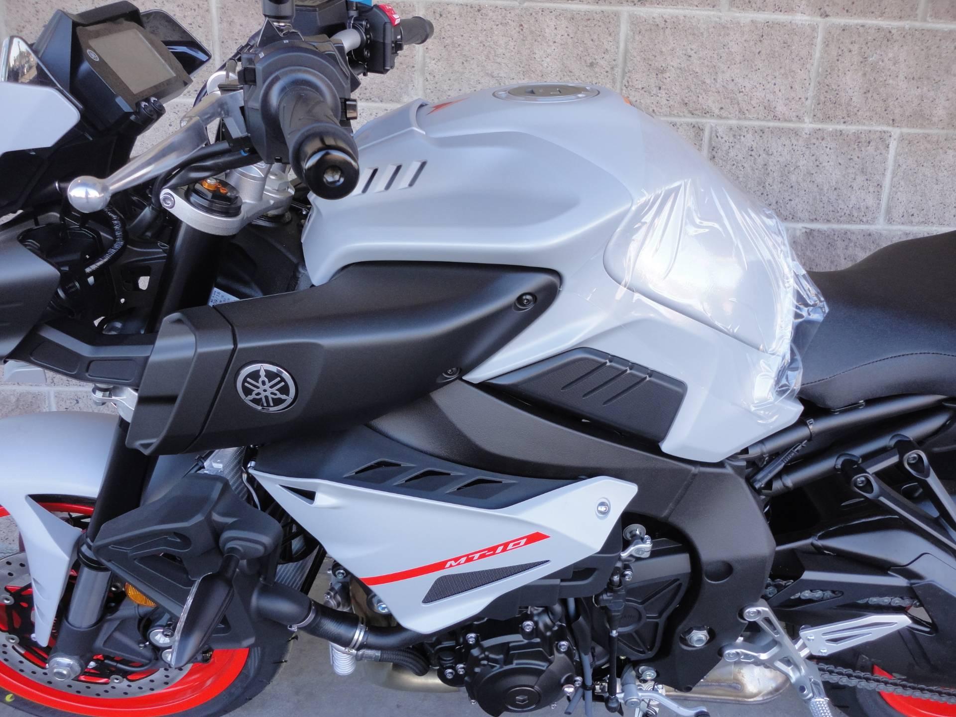 2019 Yamaha MT-10 3