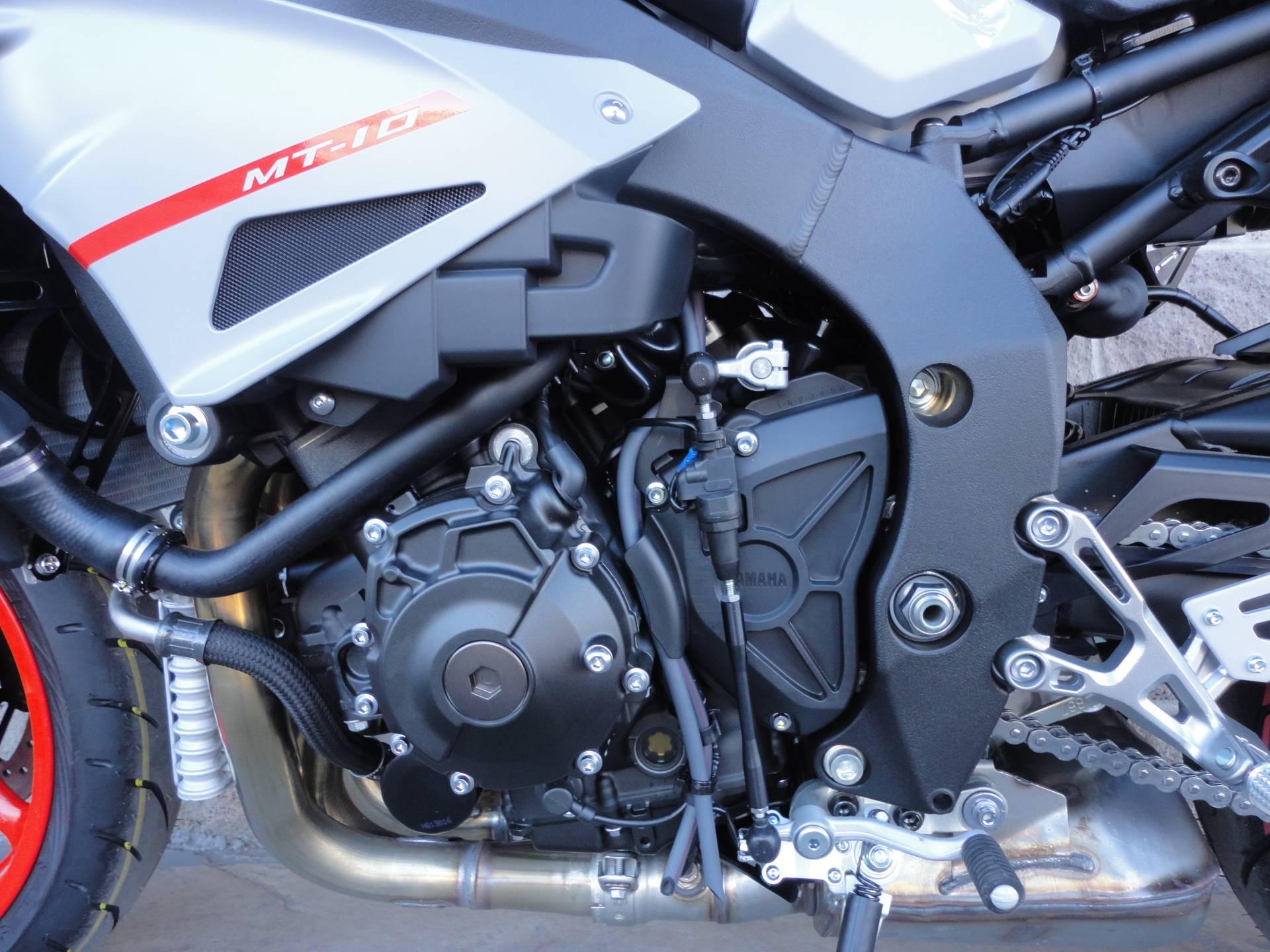 2019 Yamaha MT-10 5