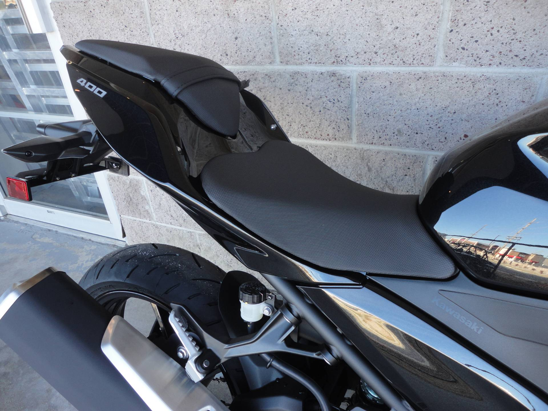 2019 Kawasaki Ninja 400 in Denver, Colorado