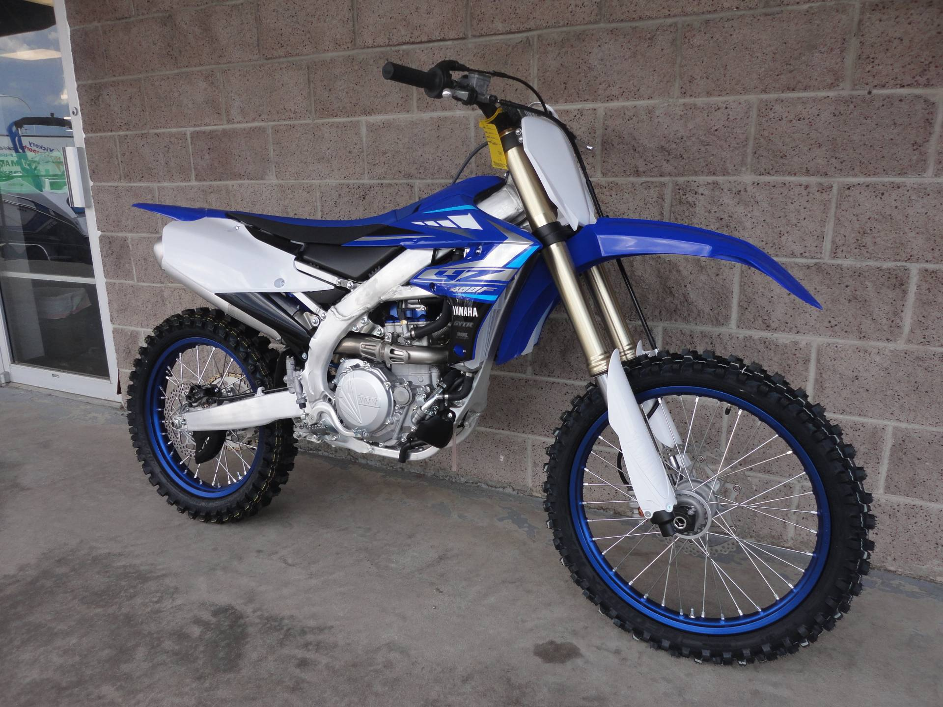 2020 Yamaha YZ450F in Denver, Colorado - Photo 12
