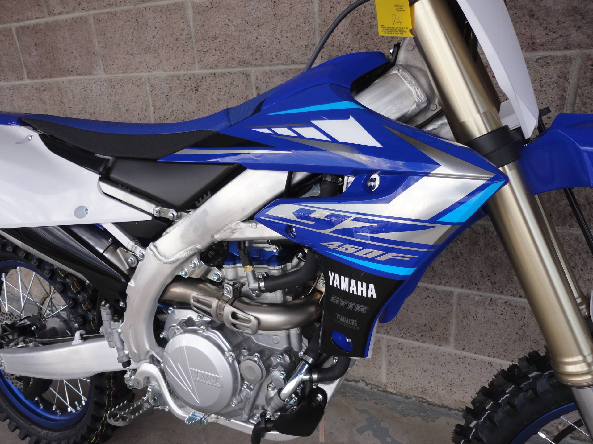 2020 Yamaha YZ450F in Denver, Colorado - Photo 17
