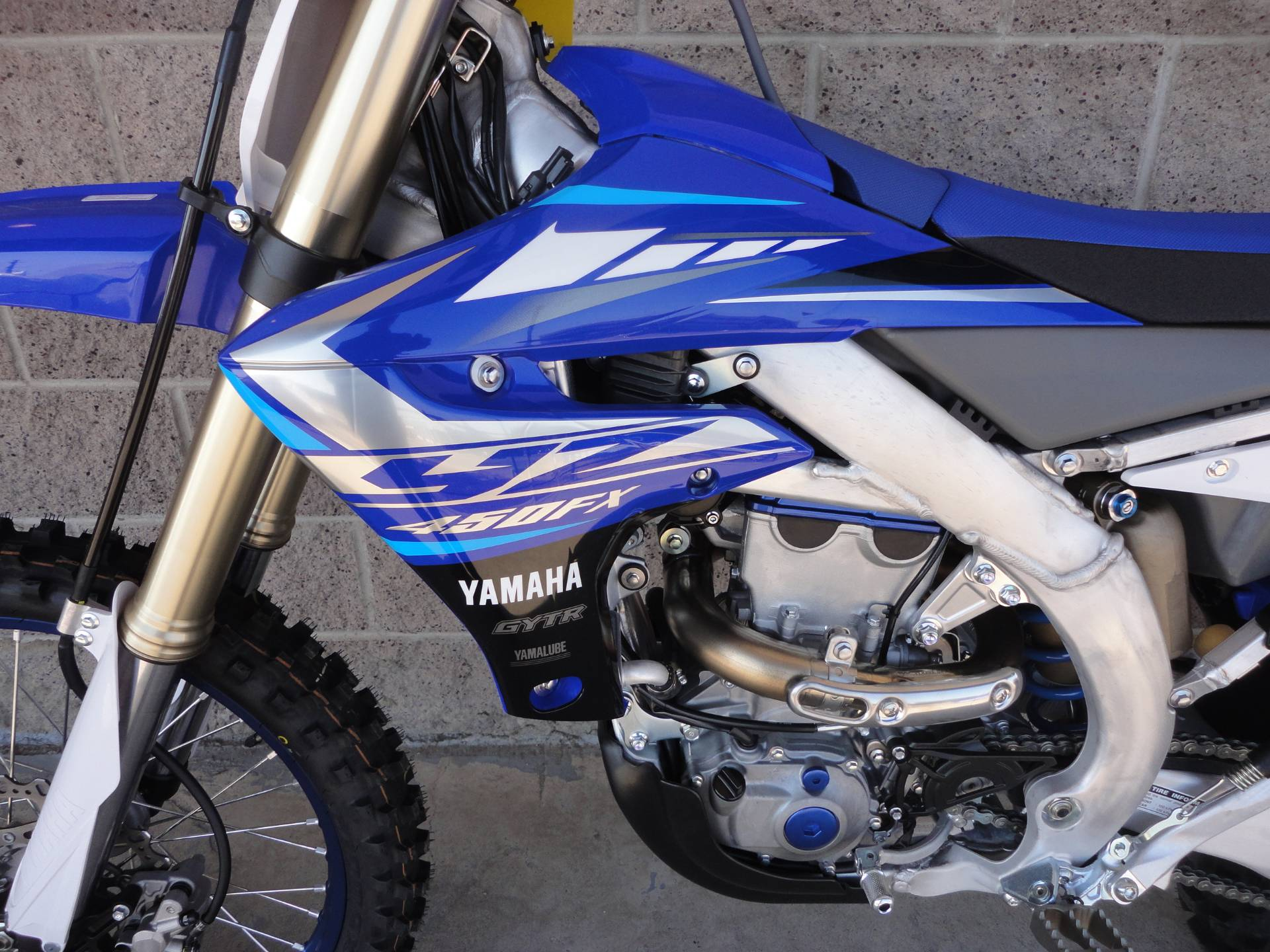 2020 Yamaha YZ450FX in Denver, Colorado - Photo 3