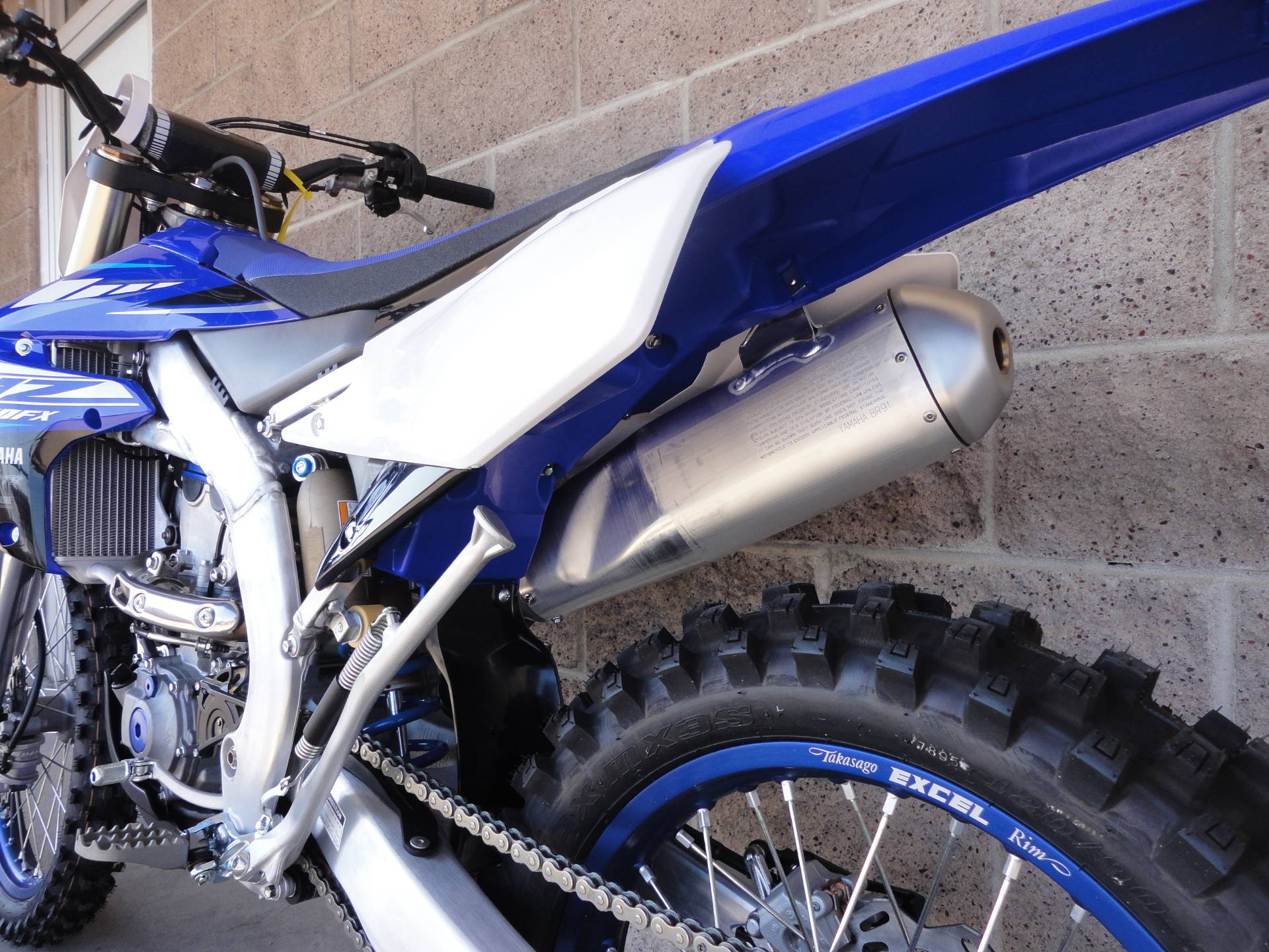 2020 Yamaha YZ450FX in Denver, Colorado - Photo 8