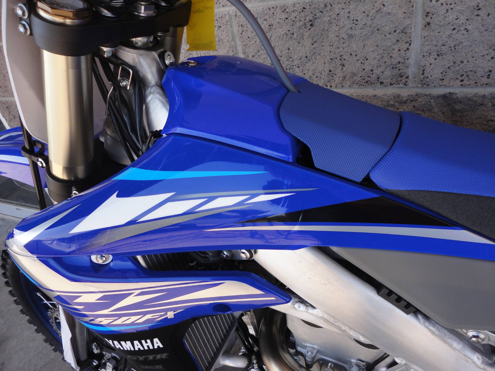 2020 Yamaha YZ450FX in Denver, Colorado - Photo 10