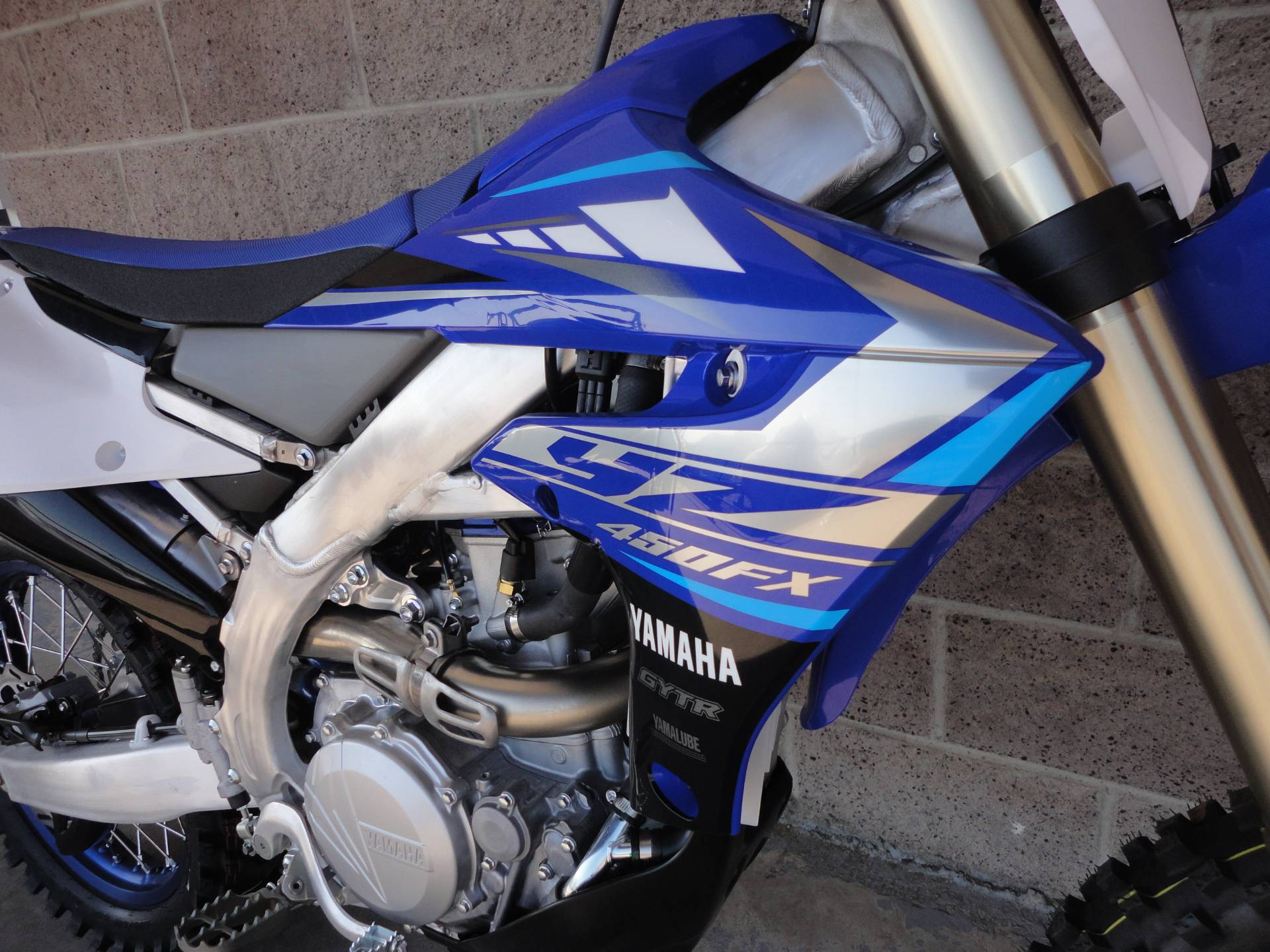 2020 Yamaha YZ450FX in Denver, Colorado - Photo 17