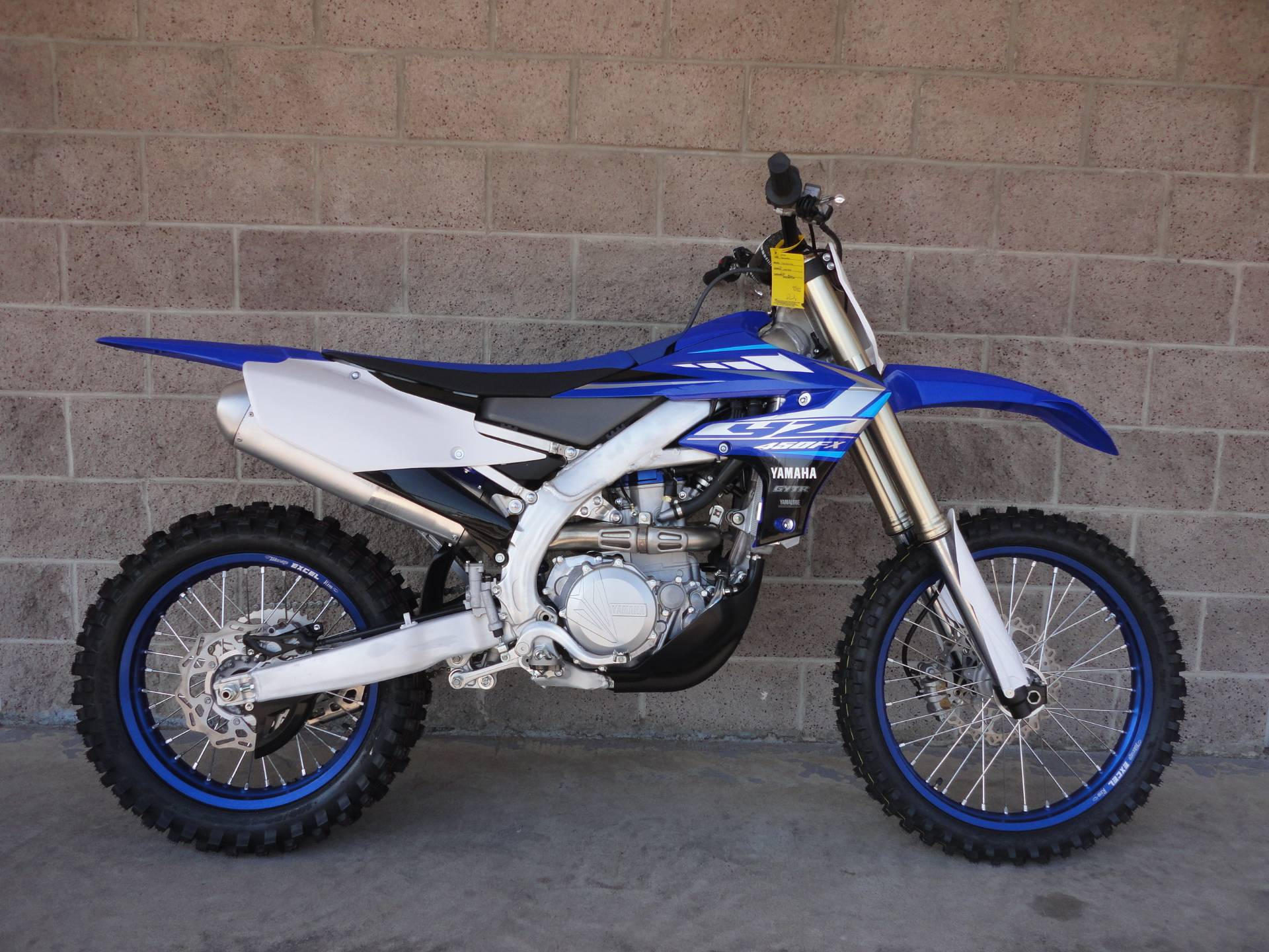 2020 Yamaha YZ450FX in Denver, Colorado - Photo 12