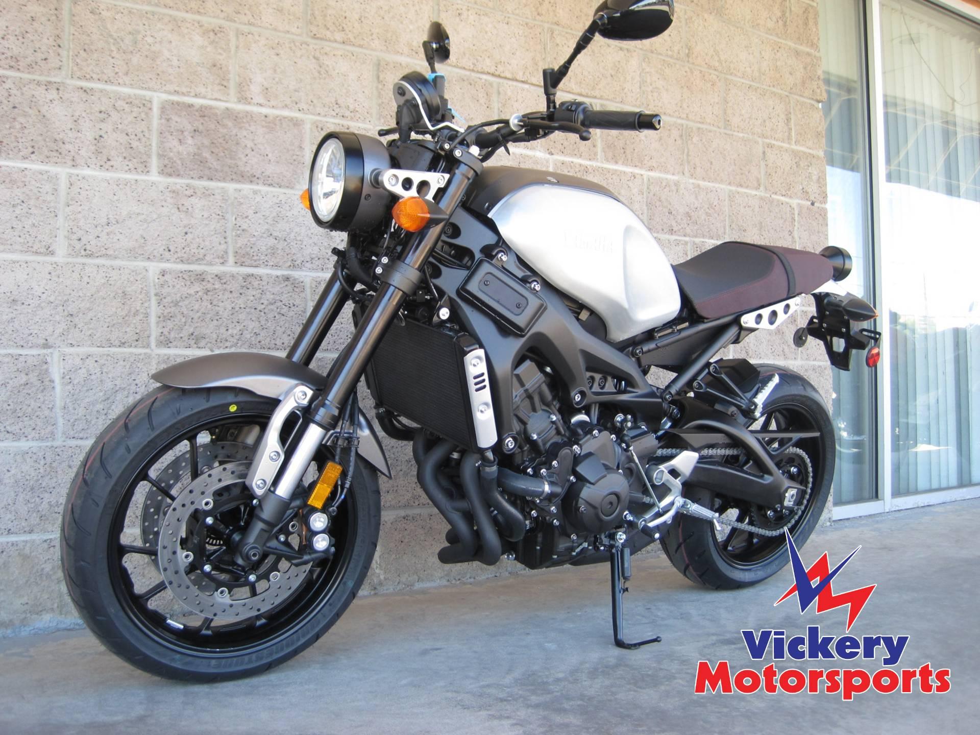 2016 Yamaha Xsr900 In Denver Colorado