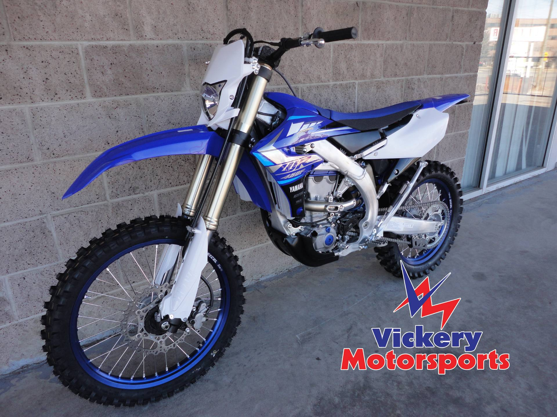 2020 Yamaha WR450F in Denver, Colorado - Photo 1