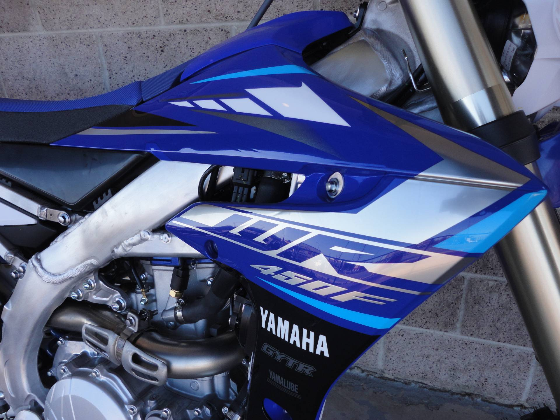 2020 Yamaha WR450F in Denver, Colorado - Photo 17