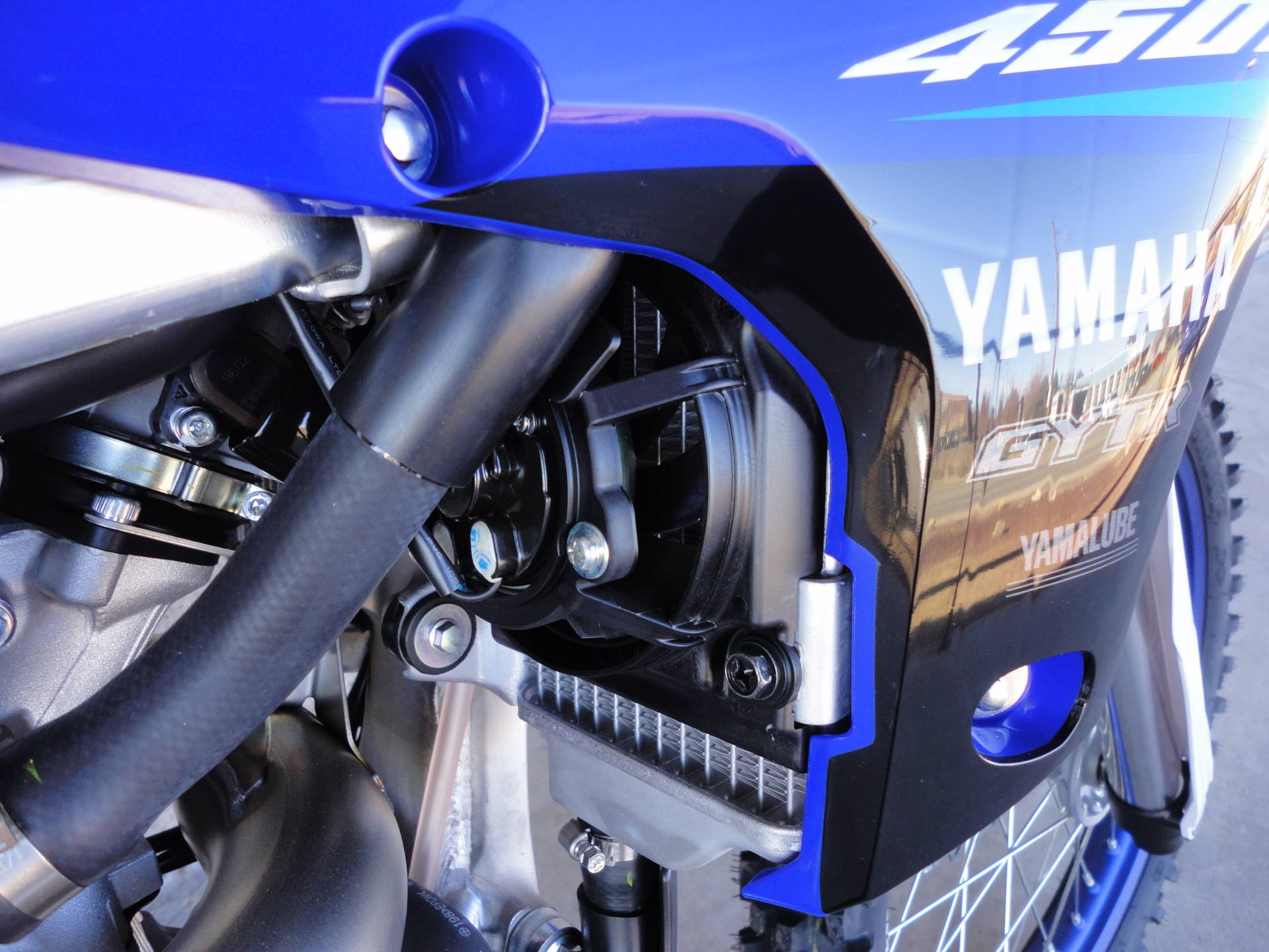 2020 Yamaha WR450F in Denver, Colorado - Photo 25