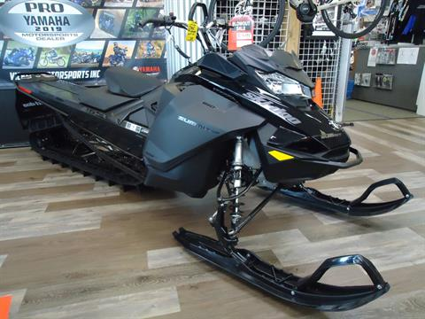 2021 Ski-Doo Summit SP 165 850 E-TEC SHOT PowderMax Light FlexEdge 3.0 in Denver, Colorado - Photo 17