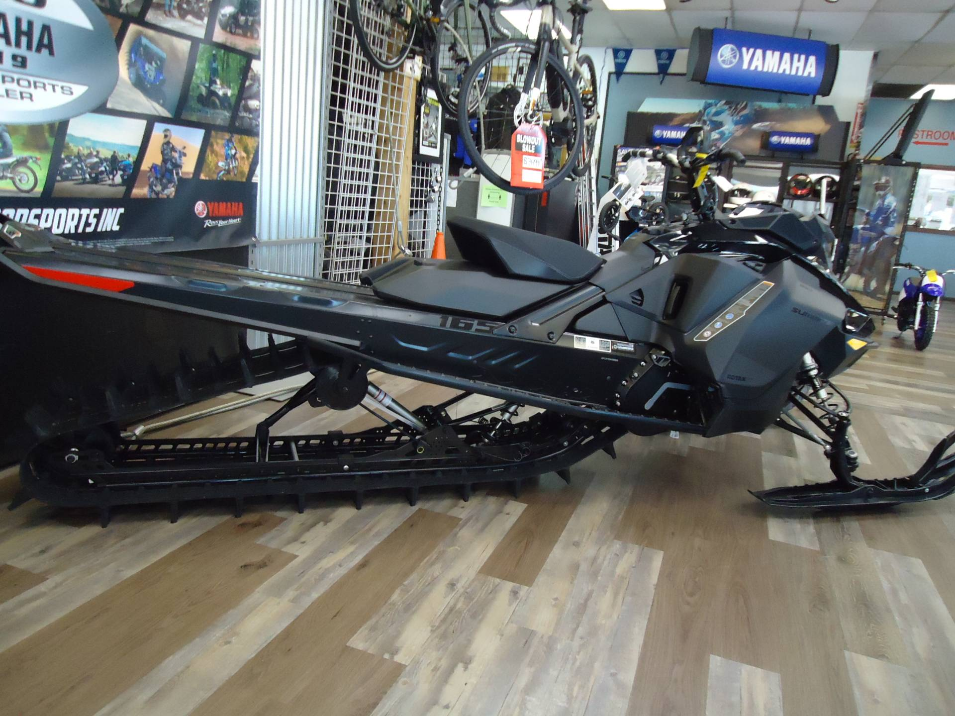 2021 Ski-Doo Summit SP 165 850 E-TEC SHOT PowderMax Light FlexEdge 3.0 in Denver, Colorado - Photo 18