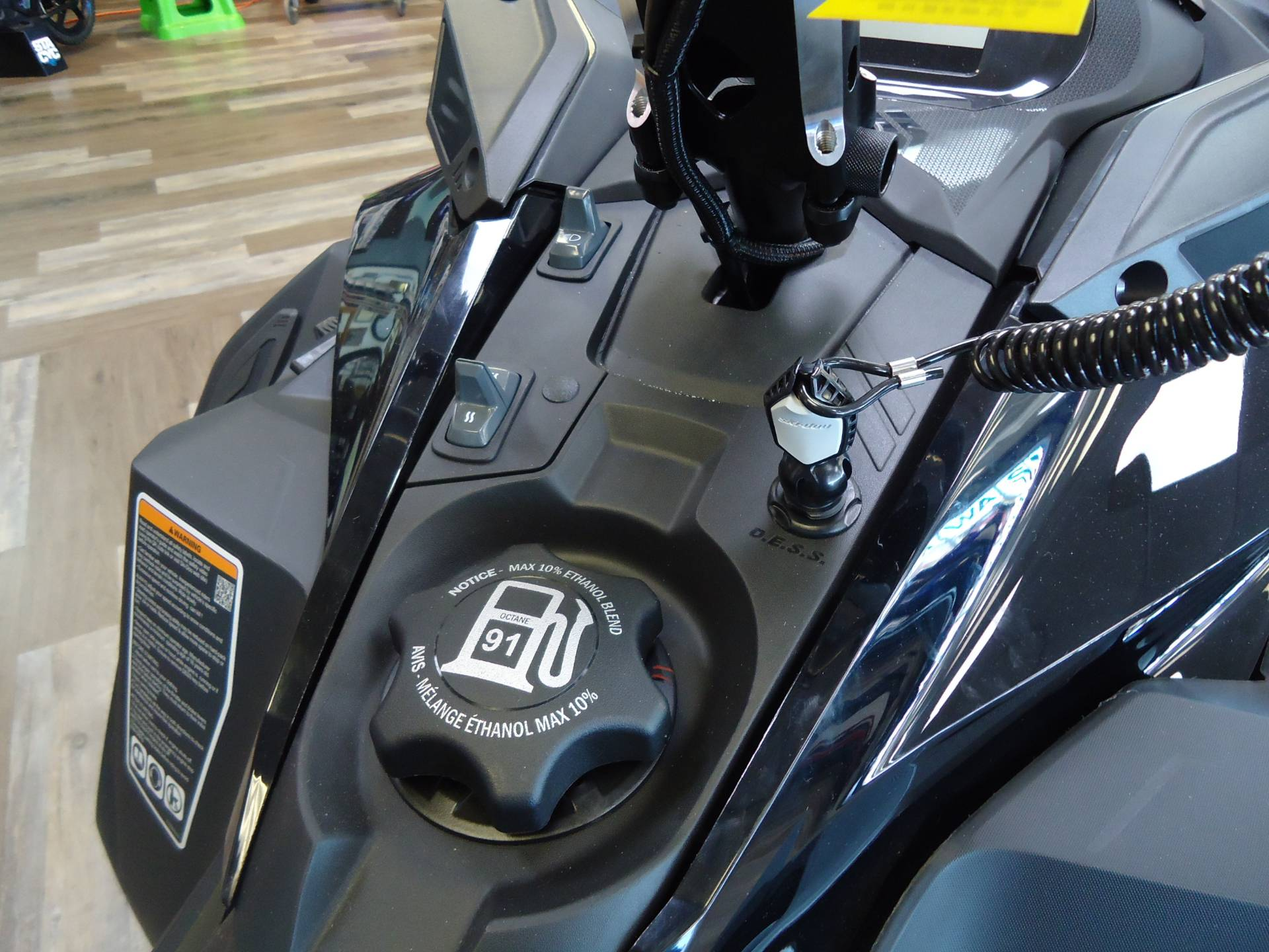 2021 Ski-Doo Summit SP 165 850 E-TEC SHOT PowderMax Light FlexEdge 3.0 in Denver, Colorado - Photo 9