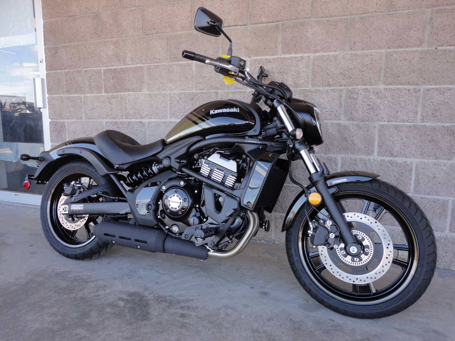 2020 Kawasaki Vulcan S ABS in Denver, Colorado - Photo 12