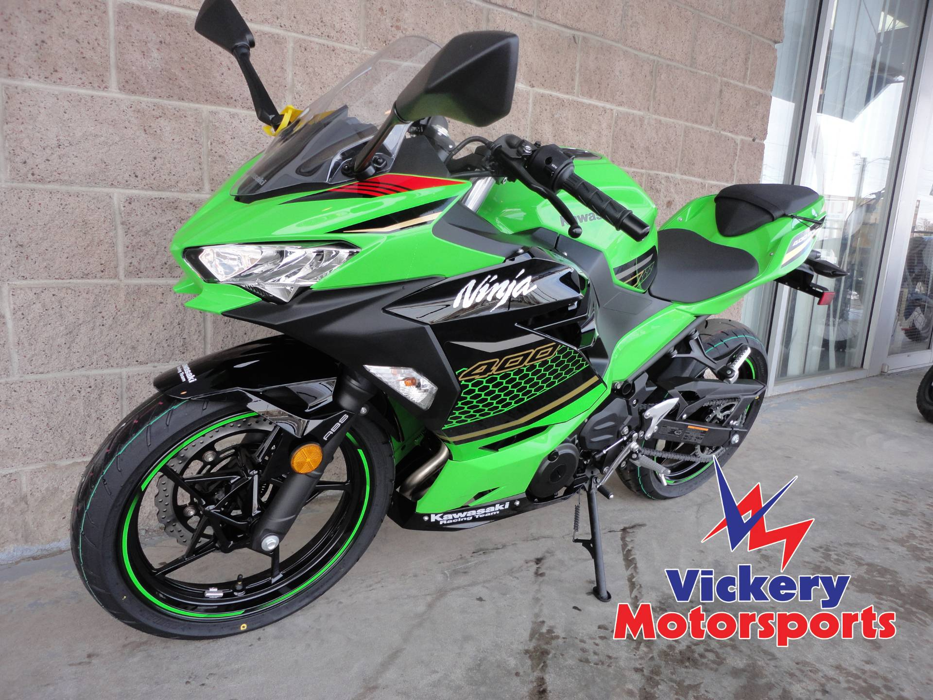 2020 Kawasaki Ninja 400 ABS KRT Edition for sale 232265